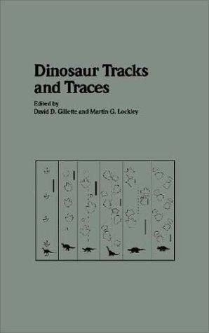9780521363549: Dinosaur Tracks and Traces