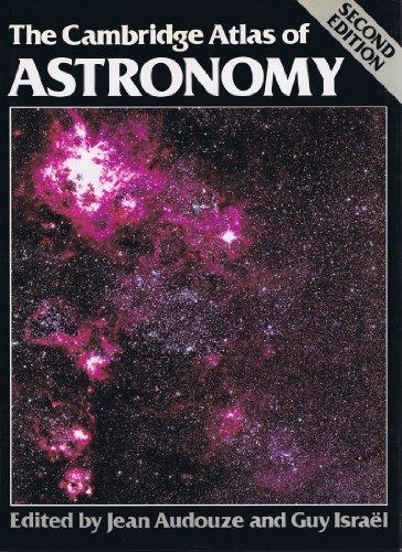9780521363600: The Cambridge Atlas of Astronomy