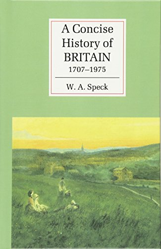 9780521364003: A Concise History of Britain, 1707–1975 (Cambridge Concise Histories)