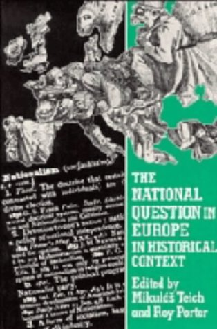 9780521364416: The National Question in Europe in Historical Context