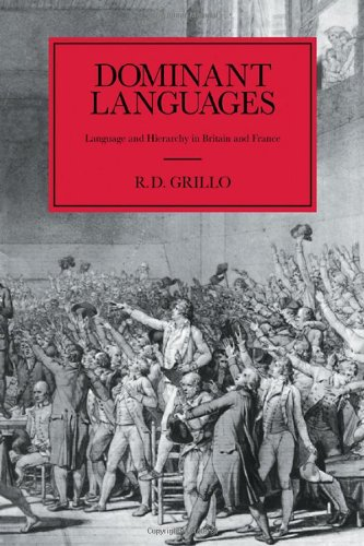 9780521365406: Dominant Languages: Language and Hierarchy in Britain and France