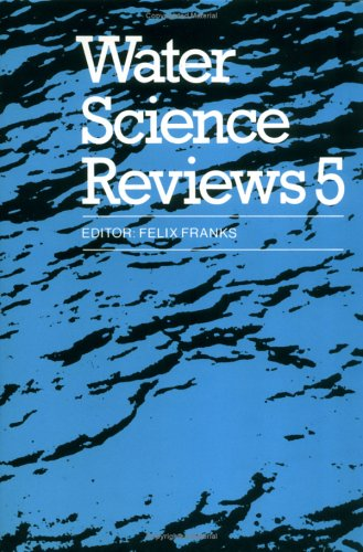 Water Science Reviews 5: Volume 5: The Molecules of Life