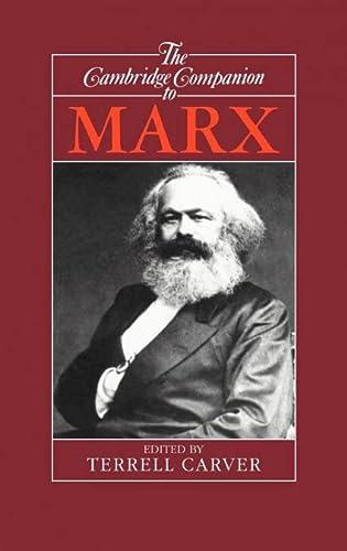 9780521366250: The Cambridge Companion to Marx (Cambridge Companions to Philosophy)