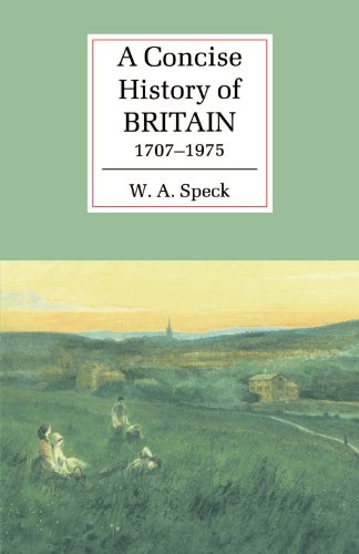 9780521367028: A Concise History of Britain, 1707–1975 (Cambridge Concise Histories)