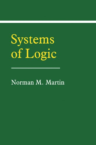 9780521367707: Systems of Logic