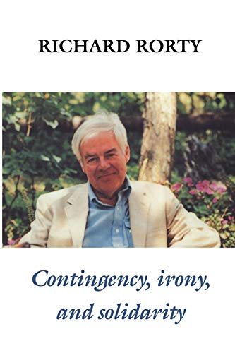9780521367813: Contingency, Irony, and Solidarity Paperback