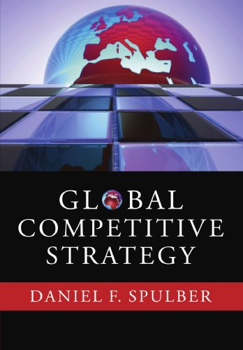 9780521367981: Global Competitive Strategy