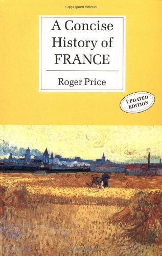 9780521368094: A Concise History of France (Cambridge Concise Histories)