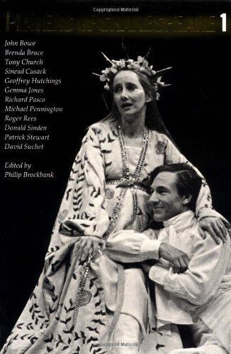 9780521368179: Players of Shakespeare 1: Essays in Shakespearean Performance by Twelve Players with the Royal Shakespeare Company