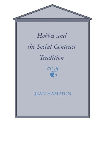 Hobbes and the Social Contract Tradition: Hampton, Jean