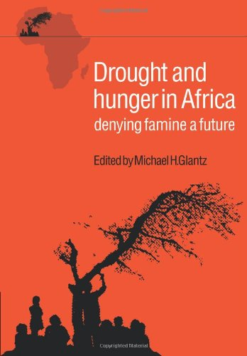 9780521368391: Drought and Hunger in Africa