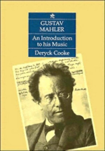 9780521368636: Gustav Mahler An Introduction to His Music