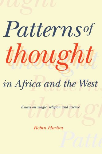 9780521369268: Patterns of Thought in Africa and the West: Essays on Magic, Religion and Science