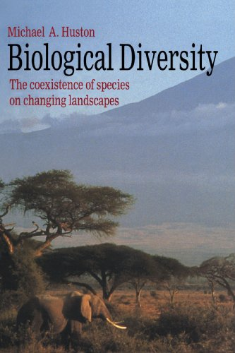 9780521369305: Biological Diversity: The Coexistence of Species