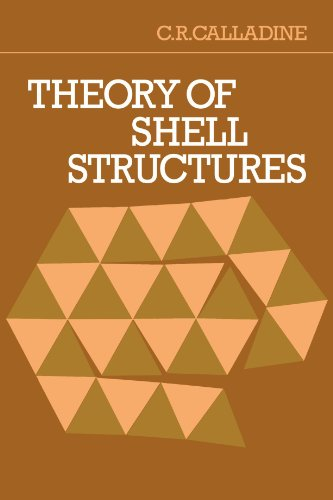 Theory of Shell Structures: Calladine, C. R.