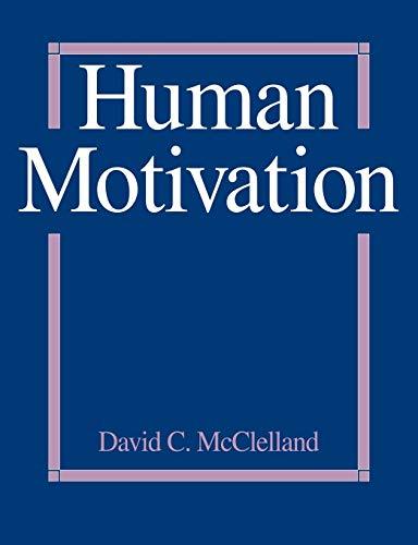9780521369510: Human Motivation