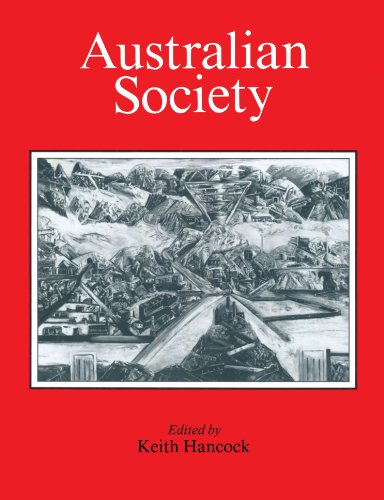Australian Society: Keith Hancock