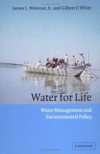Water for Life: Water Management and Environmental: Jr, James L.