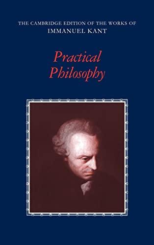 9780521371032: Practical Philosophy