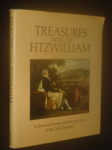 9780521371308: Treasures from the Fitzwilliam Museum: The Increase of Learning and Other Great Objects (Fitzwilliam Museum Publications)
