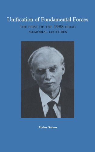 Unification of Fundamental Forces: The First 1988 Dirac Memorial Lecture