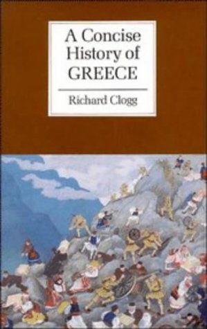 9780521372282: A Concise History of Greece (Cambridge Concise Histories)