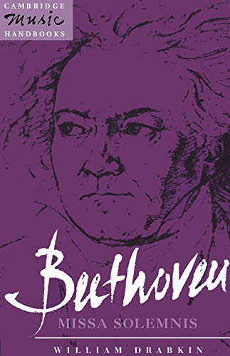 9780521372299: Beethoven: Missa Solemnis (Cambridge Music Handbooks)