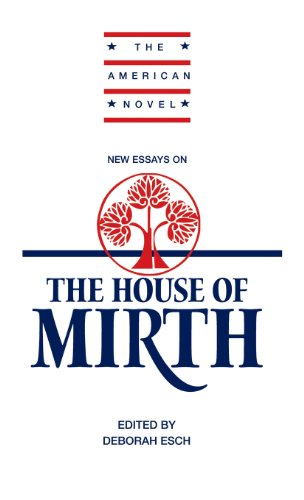 9780521372312: New Essays on 'The House of Mirth' Hardback (The American Novel)
