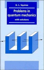 9780521372459: Problems in Quantum Mechanics: With Solutions
