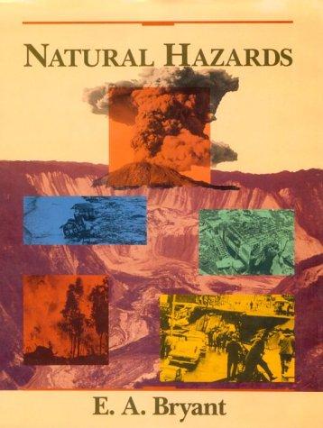 9780521372954: Natural Hazards
