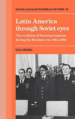 Latin America through Soviet eyes.: Prizel. Ilya.