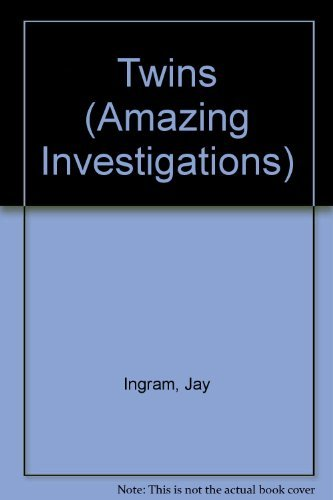 9780521373609: Twins (Amazing Investigations)