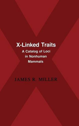 9780521373890: X-Linked Traits: A Catalog of Loci in Non-human Mammals
