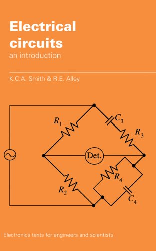 9780521374071: Electrical Circuits: An Introduction (Electronics Texts for Engineers and Scientists)