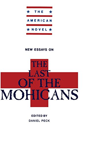9780521374149: New Essays on The Last of the Mohicans