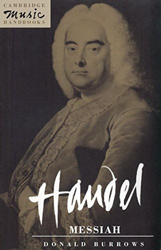 9780521374798: Handel: Messiah (Cambridge Music Handbooks)