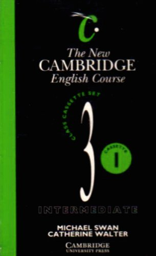 9780521375047: The New Cambridge English Course 3 Class Audio Cassette Set (3 Cassettes)