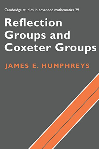 9780521375108: Reflection Groups and Coxeter Groups (Cambridge Studies in Advanced Mathematics)