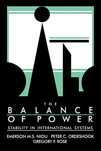 The Balance of Power: Stability in International: Emerson M. S.