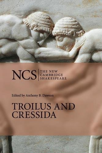9780521376198: Troilus and Cressida (The New Cambridge Shakespeare)
