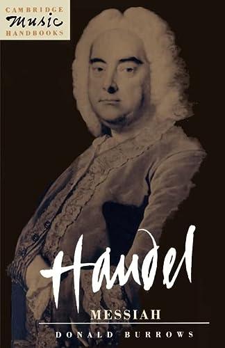 9780521376204: Handel: Messiah Paperback (Cambridge Music Handbooks)