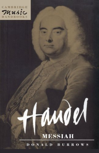 9780521376204: Handel: Messiah (Cambridge Music Handbooks)