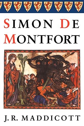 9780521376365: Simon de Montfort (British Lives)
