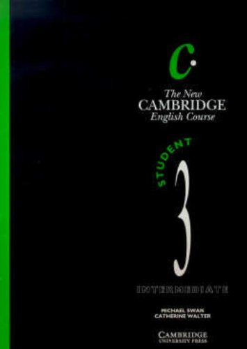 New cambridge e.course 3.st: Swan, Michael/Walter, Catherine