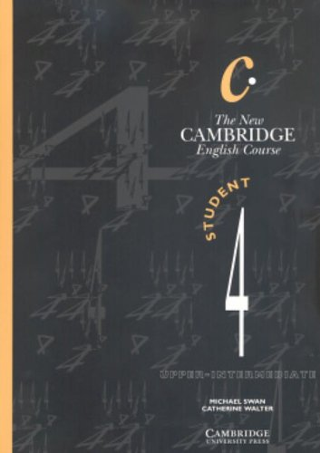 9780521376402: The New Cambridge English Course 4 Student's book (Bk. 4)