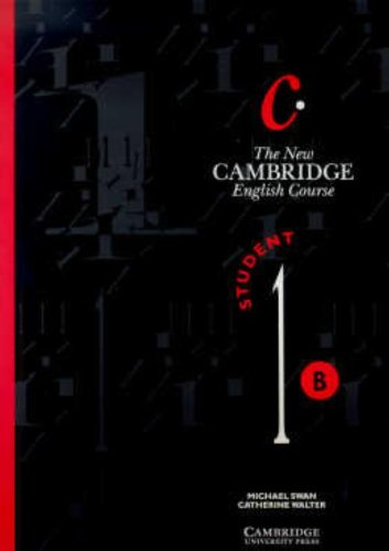 9780521376426: The New Cambridge English Course 1 Student's book B