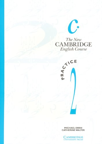 9780521376501: The New Cambridge English Course 2 Practice book