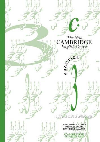 9780521376518: The New Cambridge English Course 3 Practice book