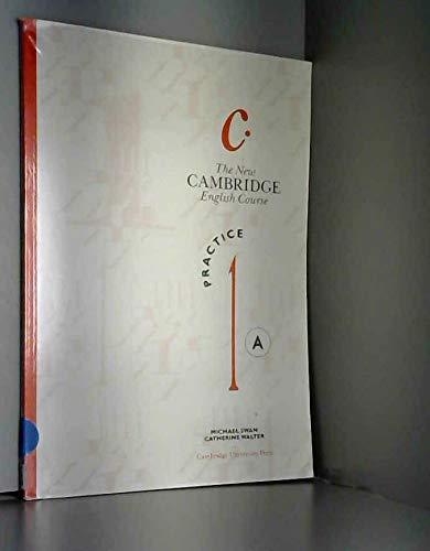 9780521376532: The New Cambridge English Course 1 Practice book A