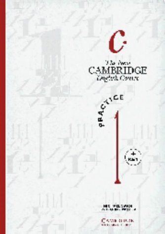 9780521376617: The New Cambridge English Course 1 Practice book with key (Bk.1)